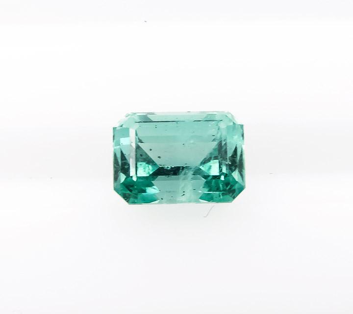 Zambian emerald gems